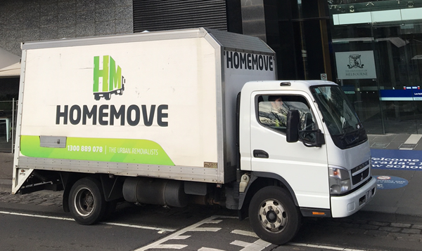 Melbourne's trusted movers for uni students