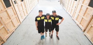 image showing melbourne removalists team in the storage unit