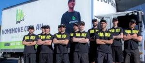 image showing melbourne furniture removalists team